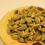 Cardamom Pods, Green Whole