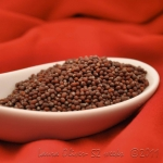 Mustard Seeds, Whole - Brown