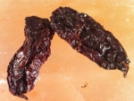 Ghost Chile, Dried