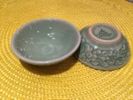 Putan Flower Design Sauce Bowl
